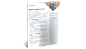 SYSPRO-ERP-software-system-manufacturing-factsheet