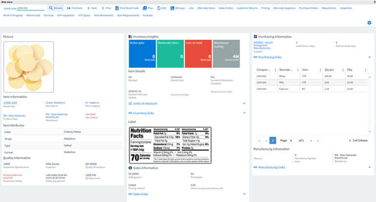 SYSPRO-ERP-software-system-Inventory-Management