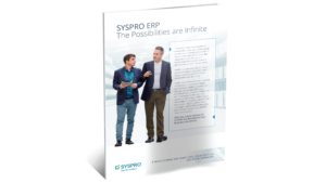 SYSPRO-ERP-software-system-Syspro-infinite-possibilites-brochure